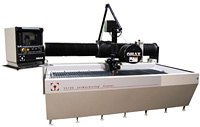 Our 55100 waterjet